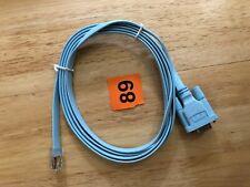 Cisco DB9 to RJ45 Console / Rollover Cable 2m - 72-3383-01