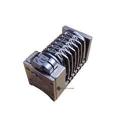 Leibinger Model13 Numbering Machine 6 Digit Backwards Letterpress Heidelberg