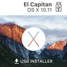 Mac OS El Capitan 10.11