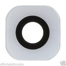 Ricambio lente vetro COVER Camera Fotocamera  SAMSUNG GALAXY S6 G920 G920F white