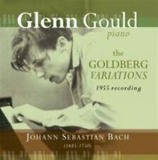 Gould Bach Goldberg Variations 1955 Recordings LP Vinyl Rel 1 Jul 14