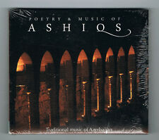 POETRY & MUSIC OF ASHIQS - AZERBAIJAN - 14 TRACKS - 2013 - NEUF NEW NEU
