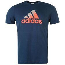 adidas Cotton Striped Big & Tall T-Shirts for Men