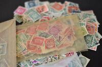 Deutsches Reich, 100 Briefmarken (mit Dubletten), Sonder-und Dienstmarken, */o