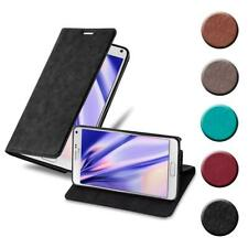 Case for Samsung Galaxy NOTE 4 Phone Cover Protective Book Magnetic Wallet