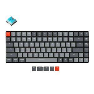 Keychron K3 D V2 Ultra-slim Wireless Mechanical Low Profile Keyboard Hot-Swap