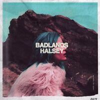 Halsey BADLANDS +MP3s LIMITED EDITION Gatefold NEW SEALED PINK COLORED VINYL LP