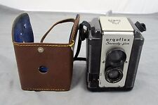 Vintage Argus Argoflex 75mm Seventy-Five Camera w/ Original Case Made in USA