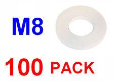 M8 M16, rondella di Nylon A Spalla PA-6//66 M6 M12 M4 Confezioni da 10 M3 M5 Plastica M10
