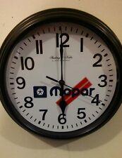 "***NEW*** Dodge Mopar custom 8.78"" round clock charger challenger srt viper"