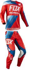 Fox Racing 360 Honda Pant & Jersey Riding Gear Combo Dirtbike/Motocross/Mx
