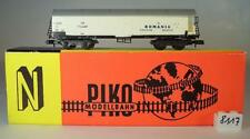 Piko pista n 1/160 coches de refrigeración Romania 4-achsig del cfr OVP #8117