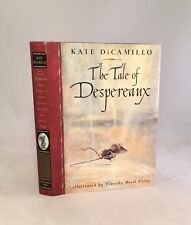 The Tale of Despereaux-Kate DiCamillo-SIGNED!!-TRUE First Edition/1st Printing!!
