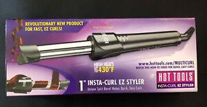 Hot Tools HTC1000V Curling Iron EZ Styler - Black