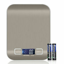 Mini Digital Scale 5000g x 0.1g Jewelry Gold Silver Coin Gram Pocket Herb Grain