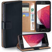 360 Degré Etui Coque pour Samsung Galaxy Core 2 Étui à Abattant Full Style Livre