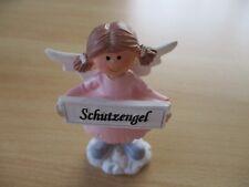 Schutzengel - schöne Figur 11cm rosa
