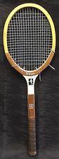Vintage Rare Wilson Chris Evert Autograph Tennis Racquet Speed Flex Fibre Face