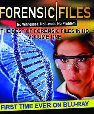 BEST OF FORENSIC FILES IN HD 1 - BLU RAY - Region Free - Sealed