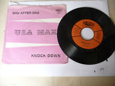 """USA MAX"""" DAY AFTER DAY-DISCO 45 GIRI DEMARA Italy 1978""""ITALO DISCO"""