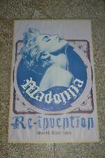 2004 Toy Boy MADONNA Re-Invention World Tour 2004 UK Poster