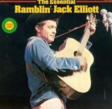 Ramblin' Jack Elliot - Essential Ramblin Jack Elliott [New CD]