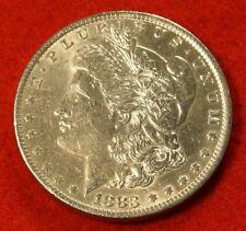 1883-O MORGAN DOLLAR BU 90% SILVER LIBERTY COLLECTOR COIN CHECK OUT STORE MG279