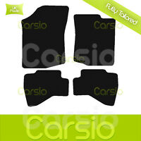 Black Fully Tailored Rubber Car Floor Mats For Toyota Aygo 2014 onwards