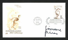 Simone Biles Authentic Autographed Signed First Day Cover Gymnastics 165059