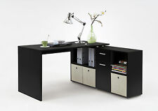 Schreibtischkombination Lea Schreibtisch Winkeltisch Tisch Möbel Bürotisch Büro