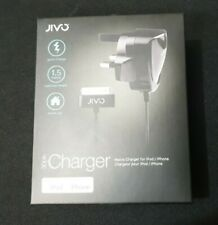 30 Pin plug in charger for iPhone iPad iPod, 30 pin for iPod with cable