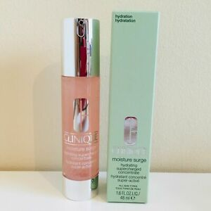 Clinique Moisture Surge Hydrating Supercharged Concentrate 48ml Fragrance Free