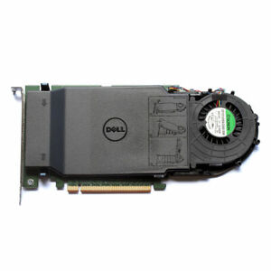 Dell Ultra-Speed Drive Quad PCIe x16 Adapter Card Up to 4x NVMe M.2 P/N: 80G5N