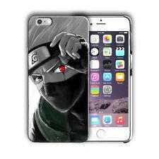 Naruto Kakashi Iphone 4s 5 5s SE 6 6s 7 8 X XS Max XR 11 Pro Plus Case Cover 17