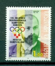 EMBLEMI - EMBLEM CROATIA 1994 IOC Centenary