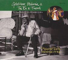 GETATCHEW MEKURIA & THE EX & FRIENDS - y'anbessaw tezeta CD