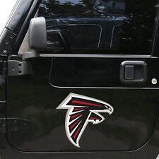 """Atlanta Falcons 12"""" Logo Car Truck Auto Vinyl Magnet"""