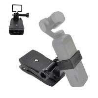 STARTRC Handheld Stabilizer Stand Bracket +Backpack Clip For DJI OSMO Pocket Cam