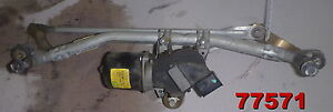 Wischermotor mit Gestänge vorne  Citroen C3  1,6 16V 80/109 EZ: 09.2002 (77571)