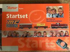 Modelleisenbahn Starterset Roco H0, Artikelnr. 41145, gebraucht/einmal aufgebaut