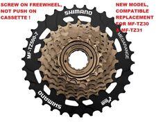 Shimano Mega Range Screw on Freewheel MF-TZ500 - 14-34T, 7 Speed (MF-TZ30, TZ31)