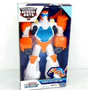 Transformers Rescue Bots Blades the Flight-Bot Action Figure Playskool Heroes