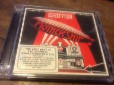 LED ZEPPELIN - MOTHERSHIP - 2 X GREATESTHITS CD SET - KASHMIR / WHOLE LOTTA LOVE