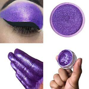 Purple Shimmer Loose Eyeshadow Powder Pigment Nail Dust Powder Glitter Mermaid
