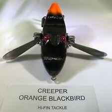 Hi-Fin Creeper Fooler & Splash Tail Original Topwater Baits Musky Pike NEW Lo SH