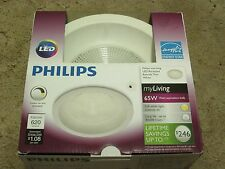 Philips LED 65W Soft White 6 in. Retrofit Trim Recessed Dimmable 2700K NEW