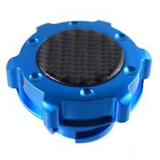 Blue Oil Cap Filler Racing Billet Aluminum Fits LS1 LS2 LS3 LS6 Carbon Fiber