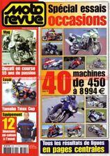 MOTO REVUE 3525 YAMAHA 500 Tmax Historique DUCATI Magny-Cours Guide Occasion 200