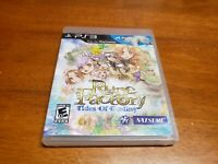 Rune Factory: Tides of Destiny (Sony PlayStation 3, 2011) PS3 Complete TESTED