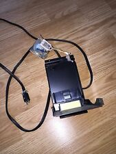 Vivitar Vi Enlarger Power Cable To Light With Lamp And Brecketry